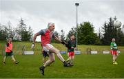 27 May 2021; Neil McManus at the GAA for Dads & Lads Launch at St. Patricks GFC in Donagh, Fermanagh. Photo by David Fitzgerald/Sportsfile