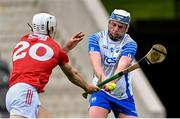 9 May 2021; Stephen Bennett of Waterford scores his side's first goal during the Allianz Hurling League Division 1 Group A Round 1 match between Cork and Waterford at Páirc Ui Chaoimh in Cork. Photo by Piaras Ó Mídheach/Sportsfile