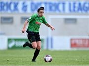 2 May 2021; Áine O'Gorman of Peamount United during the SSE Airtricity Women's National League match between Treaty United and Peamount United at Jackman Park in Limerick. Photo by Piaras Ó Mídheach/Sportsfile