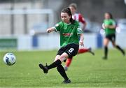 2 May 2021; Sabhdh Doyle of Peamount United during the SSE Airtricity Women's National League match between Treaty United and Peamount United at Jackman Park in Limerick. Photo by Piaras Ó Mídheach/Sportsfile