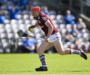 6 June 2021; Conor Whelan of Galway during the Allianz Hurling League Division 1 Group A Round 4 match between Galway and Waterford at Pearse Stadium in Galway. Photo by Ramsey Cardy/Sportsfile