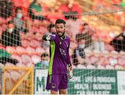 11 June 2021; Mark McNulty of Cork City during the SSE Airtricity League First Division match between Cork City and Cabinteely at Turners Cross in Cork. Photo by Michael P Ryan/Sportsfile