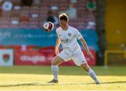 11 June 2021; Ben Hanrahan of Cabinteely during the SSE Airtricity League First Division match between Cork City and Cabinteely at Turners Cross in Cork. Photo by Michael P Ryan/Sportsfile