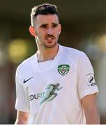 11 June 2021; Keith Dalton of Cabinteely during the SSE Airtricity League First Division match between Cork City and Cabinteely at Turners Cross in Cork. Photo by Michael P Ryan/Sportsfile