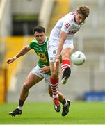 12 June 2021; Ian Maguire of Cork in action against David Lynch of Westmeath during the Allianz Football League Division 2 Relegation play-off match between Cork and Westmeath at Páirc Uí Chaoimh in Cork. Photo by Eóin Noonan/Sportsfile