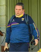 12 June 2021; Wexford manager Davy Fitzgerald after the Allianz Hurling League Division 1 Round 5 match between Wexford and Dublin at Chadwicks Wexford Park in Wexford. Photo by Matt Browne/Sportsfile