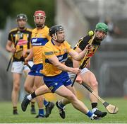 12 June 2021; Tony Kelly of Clare during the Allianz Hurling League Division 1 Group B Round 5 match between Clare and Kilkenny at Cusack Park in Ennis, Clare. Photo by Ramsey Cardy/Sportsfile