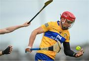 12 June 2021; John Conlon of Clare during the Allianz Hurling League Division 1 Group B Round 5 match between Clare and Kilkenny at Cusack Park in Ennis, Clare. Photo by Ramsey Cardy/Sportsfile