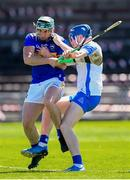 13 June 2021; Cathal Barrett of Tipperary in action against Kieran Bennett of Waterford during the Allianz Hurling League Division 1 Group A Round 5 match between Waterford and Tipperary at Walsh Park in Waterford. Photo by Stephen McCarthy/Sportsfile