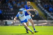 13 June 2021; Conor Prunty of Waterford in action against Seamus Callanan of Tipperary during the Allianz Hurling League Division 1 Group A Round 5 match between Waterford and Tipperary at Walsh Park in Waterford. Photo by Stephen McCarthy/Sportsfile