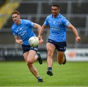 12 June 2021; James McCarthy of Dublin during the Allianz Football League Division 1 semi-final match between Donegal and Dublin at Kingspan Breffni Park in Cavan. Photo by Stephen McCarthy/Sportsfile