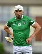 13 June 2021; Aaron Gillane of Limerick during the Allianz Hurling League Division 1 Group A Round 5 match between Westmeath and Limerick at TEG Cusack Park in Mullingar, Westmeath. Photo by Seb Daly/Sportsfile