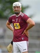 13 June 2021; Tommy Gallagher of Westmeath during the Allianz Hurling League Division 1 Group A Round 5 match between Westmeath and Limerick at TEG Cusack Park in Mullingar, Westmeath. Photo by Seb Daly/Sportsfile