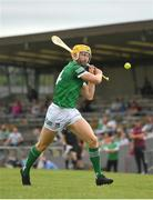 13 June 2021; Seamus Flanagan of Limerick during the Allianz Hurling League Division 1 Group A Round 5 match between Westmeath and Limerick at TEG Cusack Park in Mullingar, Westmeath. Photo by Seb Daly/Sportsfile