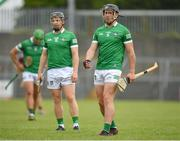 13 June 2021; Darragh O'Donovan of Limerick during the Allianz Hurling League Division 1 Group A Round 5 match between Westmeath and Limerick at TEG Cusack Park in Mullingar, Westmeath. Photo by Seb Daly/Sportsfile