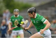 13 June 2021; Peter Casey of Limerick during the Allianz Hurling League Division 1 Group A Round 5 match between Westmeath and Limerick at TEG Cusack Park in Mullingar, Westmeath. Photo by Seb Daly/Sportsfile