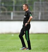 13 June 2021; Meath manager Andy McEntee during the closing stages of the Allianz Football League Division 2 semi-final match between Kildare and Meath at St Conleth's Park in Newbridge, Kildare. Photo by Piaras Ó Mídheach/Sportsfile