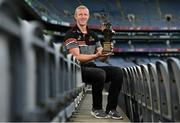 15 June 2021; Former Kilkenny Hurler Henry Shefflin in attendance at the launch of PwC's celebration of the 50th anniversary of the All-Stars at Croke Park in Dublin. Ireland's most prestigious sports awards were first presented in 1971. Photo by Sam Barnes/Sportsfile