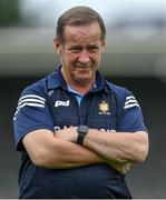 13 June 2021; Clare manager Colm Collins before the Allianz Football League Division 2 semi-final match between Clare and Mayo at Cusack Park in Ennis, Clare. Photo by Brendan Moran/Sportsfile