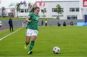 15 June 2021; Jamie Finn of Republic of Ireland during the international friendly match between Iceland and Republic of Ireland at Laugardalsvollur in Reykjavik, Iceland. Photo by Eythor Arnason/Sportsfile