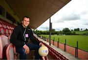 18 June 2021; Former Waterford footballer Michael Walsh, pictured today as AIB celebrates the return of the 2021 GAA All-Ireland Senior Football Championship to its rightful place in the calendar – the summer. AIB, proud supporter of club and county, are entering their seventh season as sponsor of the GAA All-Ireland Senior Football Championship. Michael Walsh, Finance & Leasing Representative at AIB, was in attendance at the regional launch alongside Colm O'Neill (Cork), Coman Goggins (Dublin), Darren Clarke (Louth), Kieran Considine (Clare) and Stephen Stack (Kerry). Photo by Eóin Noonan/Sportsfile