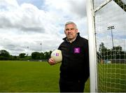 18 June 2021; Former Kerry footballer Stephen Stack, pictured today as AIB celebrates the return of the 2021 GAA All-Ireland Senior Football Championship to its rightful place in the calendar – the summer. AIB, proud supporter of club and county, are entering their seventh season as sponsor of the GAA All-Ireland Senior Football Championship. Stephen Stack, Senior Branch Manager at AIB in Tralee, was in attendance at the regional launch alongside Colm O'Neill (Cork), Coman Goggins (Dublin), Darren Clarke (Louth), Kieran Considine (Clare) and Michael Walsh (Waterford). Photo by Eóin Noonan/Sportsfile