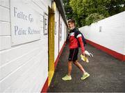 18 June 2021; Johnny Kenny of Sligo Rovers arrives before the SSE Airtricity League Premier Division match between St Patrick's Athletic and Sligo Rovers at Richmond Park in Dublin. Photo by Harry Murphy/Sportsfile
