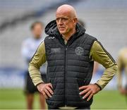 19 June 2021; Offaly manager John Maughan after the Allianz Football League Division 3 Final match between between Derry and Offaly at Croke Park in Dublin. Photo by Ray McManus/Sportsfile