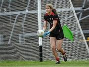 12 June 2021; Mayo goalkeeper Laura Brennan during the Lidl Ladies National Football League Division 1 semi-final match between Dublin and Mayo at LIT Gaelic Grounds in Limerick. Photo by Piaras Ó Mídheach/Sportsfile