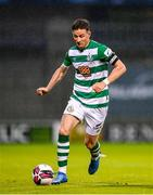 25 June 2021; Ronan Finn of Shamrock Rovers during the SSE Airtricity League Premier Division match between Shamrock Rovers and Drogheda United at Tallaght Stadium in Dublin. Photo by Seb Daly/Sportsfile
