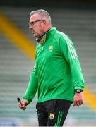 26 June 2021; Kerry manager Fintan O'Connor ahead of the Joe McDonagh Cup Round 1 match between Kerry and Down at Austin Stack Park in Tralee, Kerry. Photo by Daire Brennan/Sportsfile