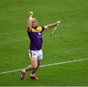 26 June 2021; Kevin Foley of Wexford during the Leinster GAA Hurling Senior Championship Quarter-Final match between Wexford and Laois at UPMC Nowlan Park in Kilkenny. Photo by Ray McManus/Sportsfile