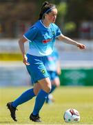 27 June 2021; Eve Conheady of Peamount United during the EA SPORTS Women's National U19 League match between Bray Wanderers and Peamount United at Carlisle Grounds in Bray, Wicklow. Photo by Michael P Ryan/Sportsfile
