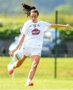 27 June 2021; Grace Clifford of Kildare during the Lidl Ladies Football National League Division 3 Final match between Kildare and Laois at Baltinglass GAA Club in Baltinglass, Wicklow. Photo by Matt Browne/Sportsfile