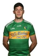 27 June 2021; Conor Dolan during a Leitrim football squad portrait session at Páirc Seán Mac Diarmada in Leitrim. Photo by David Fitzgerald/Sportsfile