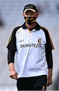 3 July 2021; Kilkenny manager Brian Cody during the Leinster GAA Hurling Senior Championship Semi-Final match between Kilkenny and Wexford at Croke Park in Dublin. Photo by Piaras Ó Mídheach/Sportsfile