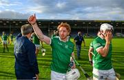 3 July 2021; Cian Lynch of Limerick following the Munster GAA Hurling Senior Championship Semi-Final match between Cork and Limerick at Semple Stadium in Thurles, Tipperary. Photo by Stephen McCarthy/Sportsfile