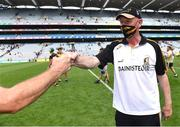 3 July 2021; Kilkenny manager Brian Cody after the Leinster GAA Hurling Senior Championship Semi-Final match between Kilkenny and Wexford at Croke Park in Dublin. Photo by Piaras Ó Mídheach/Sportsfile