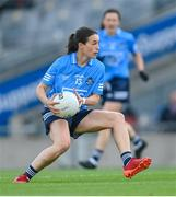 26 June 2021; Sinead Aherne of Dublin during the Lidl Ladies Football National League Division 1 Final match between Cork and Dublin at Croke Park in Dublin. Photo by Ramsey Cardy/Sportsfile