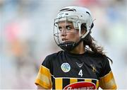 20 June 2021; Davina Tobin of Kilkenny during the Littlewoods Ireland Camogie League Division 1 Final match between Galway and Kilkenny at Croke Park in Dublin. Photo by Piaras Ó Mídheach/Sportsfile