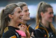 20 June 2021; Michelle Teehan of Kilkenny after the Littlewoods Ireland Camogie League Division 1 Final match between Galway and Kilkenny at Croke Park in Dublin. Photo by Ramsey Cardy/Sportsfile