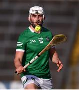 3 July 2021; Aaron Gillane of Limerick  during the Munster GAA Hurling Senior Championship Semi-Final match between Cork and Limerick at Semple Stadium in Thurles, Tipperary. Photo by Ray McManus/Sportsfile