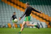 11 July 2021; Michael Murphy of Donegal warms up before the Ulster GAA Football Senior Championship Quarter-Final match between Derry and Donegal at Páirc MacCumhaill in Ballybofey, Donegal. Photo by Stephen McCarthy/Sportsfile