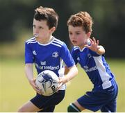13 July 2021; Participants at the Bank of Ireland Leinster Rugby Summer Camp at Greystones RFC in Greystones, Wicklow. Photo by Matt Browne/Sportsfile