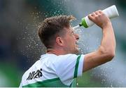 13 July 2021; Ronan Finn of Shamrock Rovers before the UEFA Champions League first qualifying round second leg match between Shamrock Rovers and Slovan Bratislava at Tallaght Stadium in Dublin. Photo by Stephen McCarthy/Sportsfile
