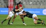 14 July 2021; Bundee Aki of the British & Irish Lions in action during the British and Irish Lions Tour match between South Africa 'A' and The British & Irish Lions at Cape Town Stadium in Cape Town, South Africa. Photo by Ashley Vlotman/Sportsfile