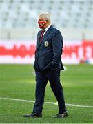 17 July 2021; British & Irish Lions head coach Warren Gatland ahead of the British and Irish Lions Tour match between DHL Stormers and The British & Irish Lions at Cape Town Stadium in Cape Town, South Africa. Photo by Ashley Vlotman/Sportsfile