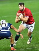 17 July 2021;  Robbie Henshaw of The British & Irish Lions in action against Edwil van der Merwe of DHL Stormers during the British and Irish Lions Tour match between DHL Stormers and The British & Irish Lions at Cape Town Stadium in Cape Town, South Africa. Photo by Ashley Vlotman/Sportsfile