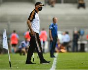 17 July 2021; Kilkenny manager Brian Cody during the Leinster GAA Senior Hurling Championship Final match between Dublin and Kilkenny at Croke Park in Dublin. Photo by Eóin Noonan/Sportsfile