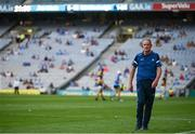 17 July 2021; Dublin manager Mattie Kenny during the Leinster GAA Senior Hurling Championship Final match between Dublin and Kilkenny at Croke Park in Dublin. Photo by Stephen McCarthy/Sportsfile